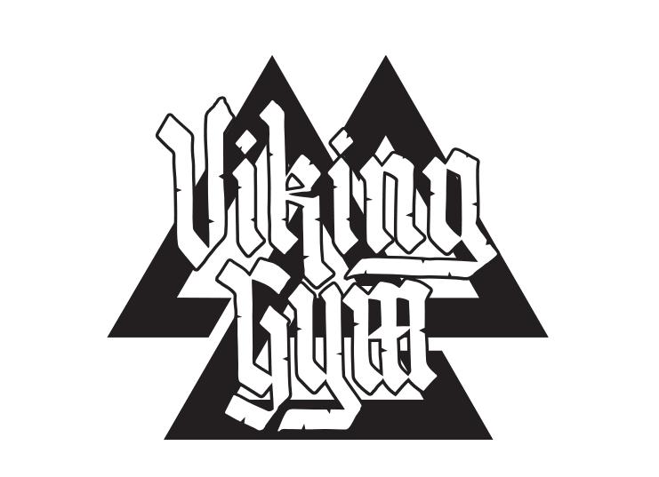 Tričko Viking Gym
