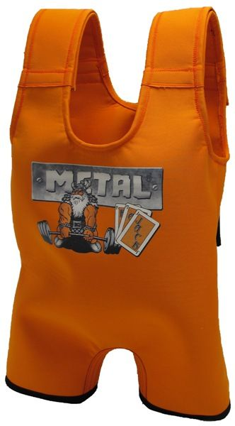 METAL JACK deadlift suit
