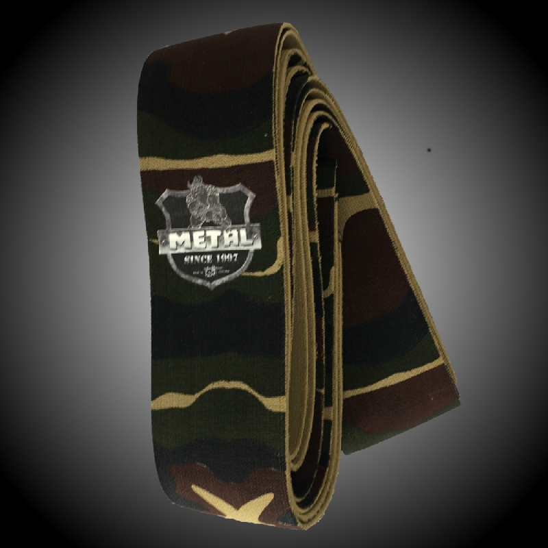 METAL Mystical Hard Camo Knee Wraps 2,5m