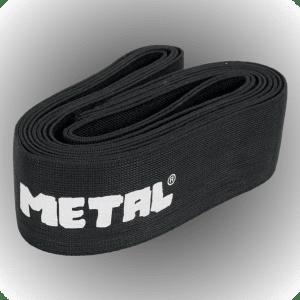 METAL BLACK Knee Wraps 2 alebo 2,5m