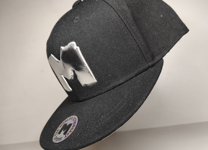 SNAP BACK šiltovka METAL Sport & Wear