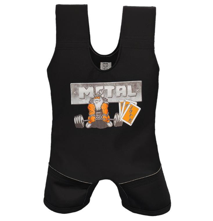 METAL JACK deadlift suit