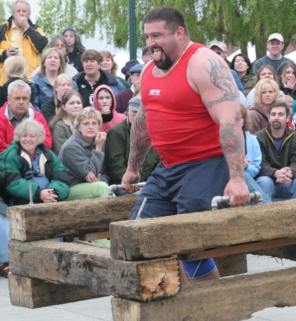 Strongman FAQ